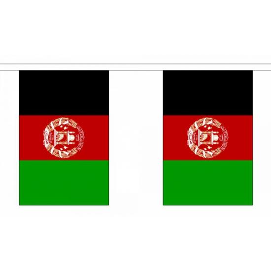 Afghanistan vlaggenlijn 9 m