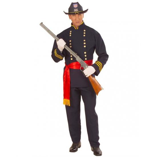 Amerikaanse burgeroorlog kostuum. generaal van de confederatie kostuum, in de stijl van de amerikaanse ...