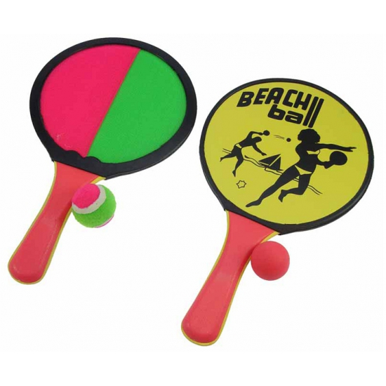 Beachball vangspel 2 in 1