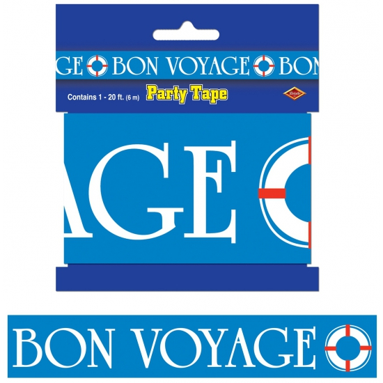 Bon Voyage markeerlint 6 meter