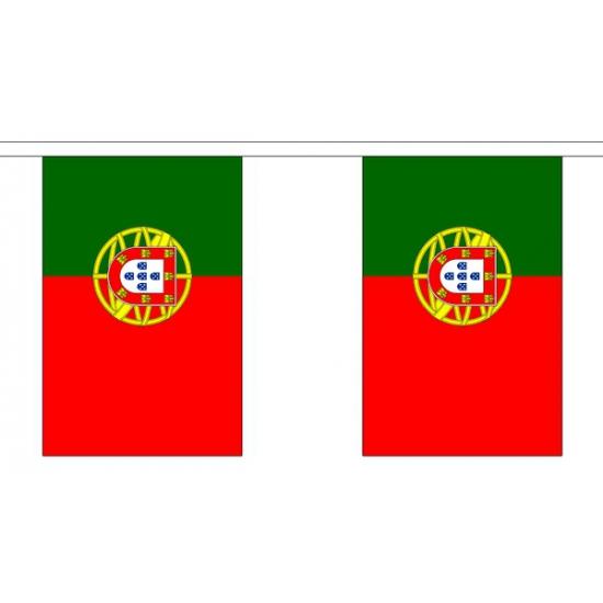 Buiten vlaggenlijn Portugal 3 m
