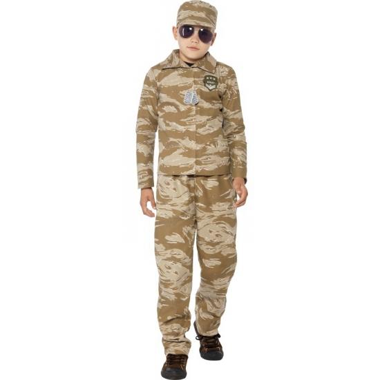 Commando kostuum voor kinderen
