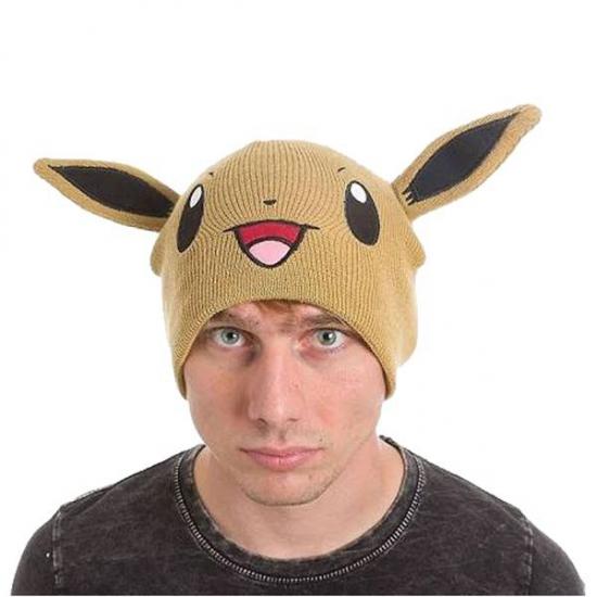 Eevee Pokemon muts met oren