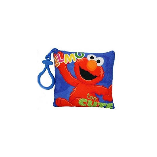 Elmo kussentje 8 cm