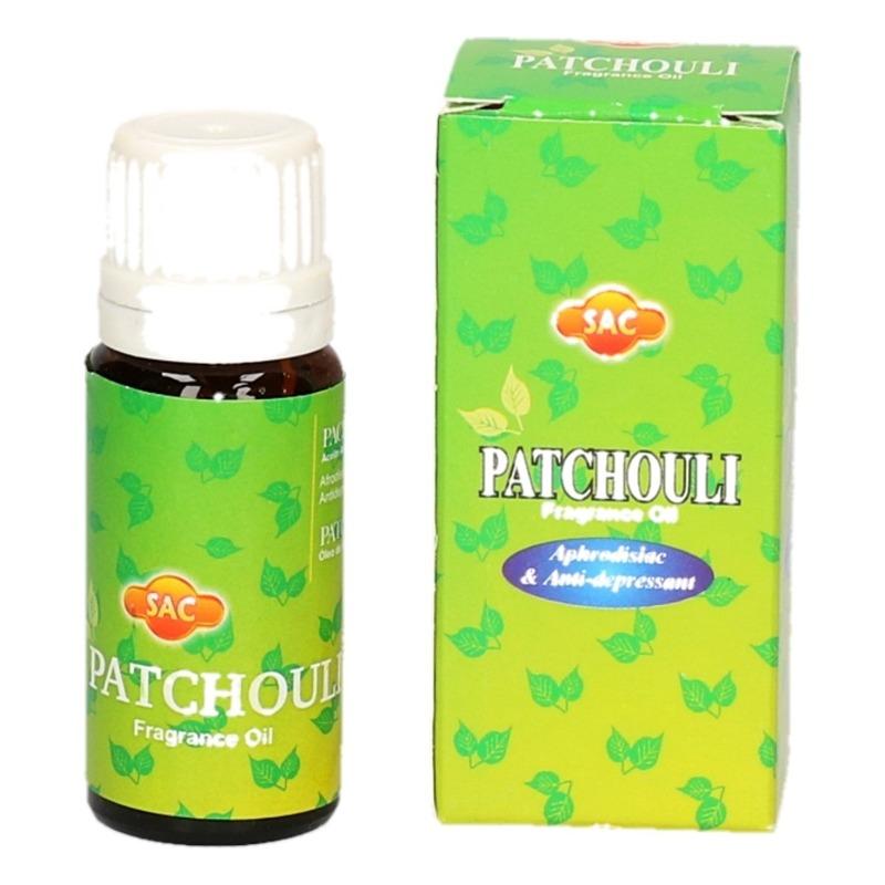 Geur olie Patchouli