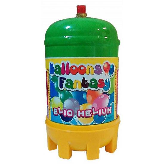Helium tank voor 10 ballonnen