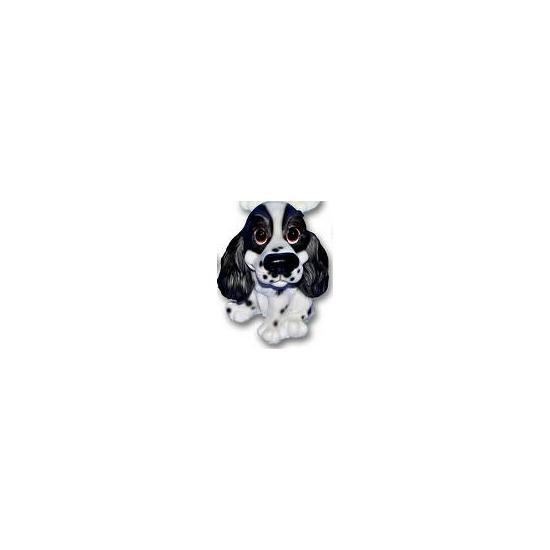 Honden beeldje Cocker Spaniel puppie 13 cm