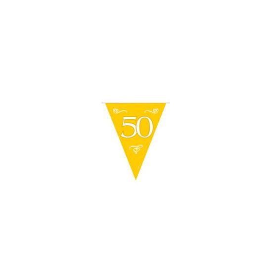 Jubileum vlaggenlijn 50 jaar