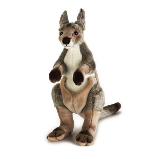 Kangoeroe knuffel 50 cm.