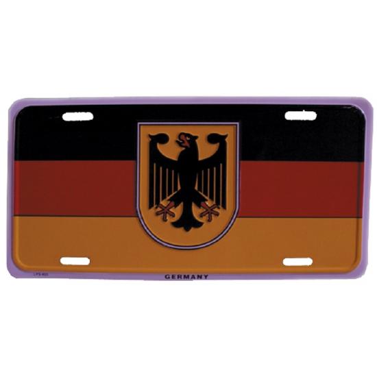 Kentekenplaat Duitsland