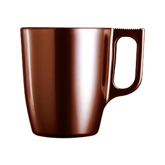 Koffie beker bruin
