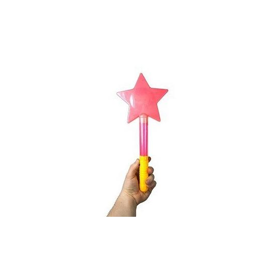 Lichtgevende ster staf 36 cm