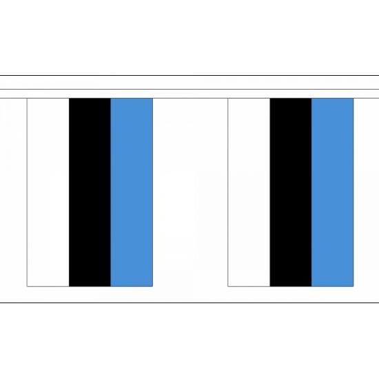 Luxe Estland vlaggenlijn 9 m