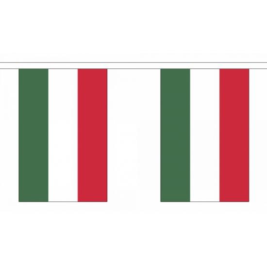 Luxe Hongarije vlaggenlijn 9 m