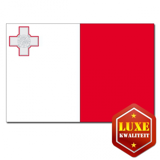 Luxe vlag Malta