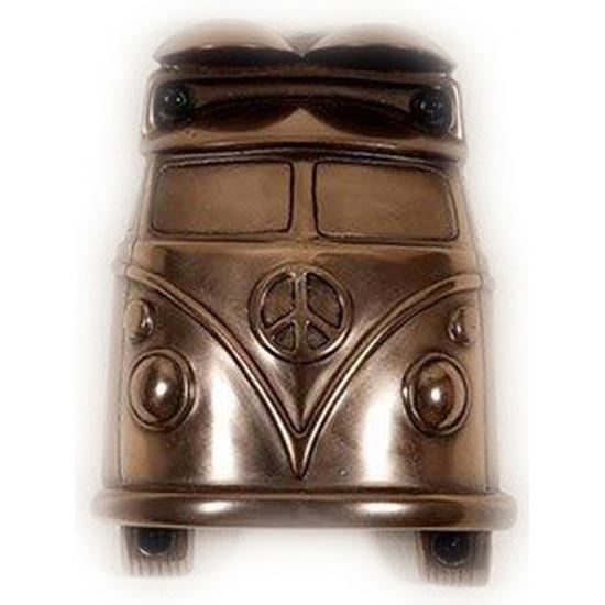 Metalen hippiebus flesopener