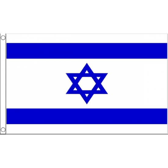 Mini vlag Israel 60 x 90 cm
