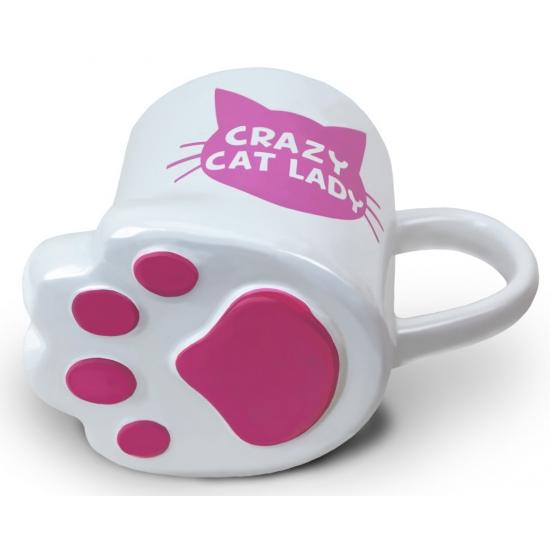 Mok crazy cat lady