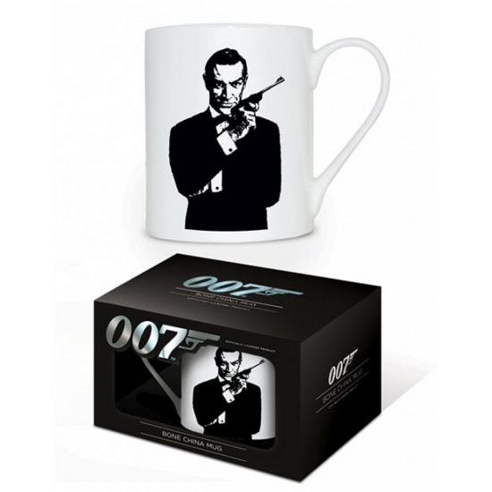 Mok James Bond