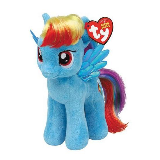 My Little Pony knuffel Dash 15 cm