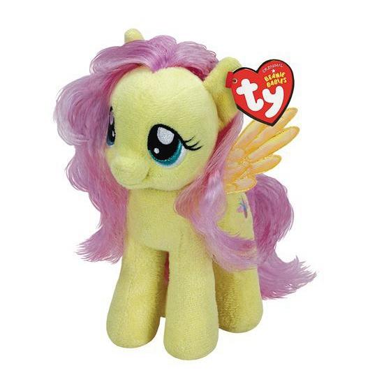 My Little Pony knuffel Flutters 15 cm