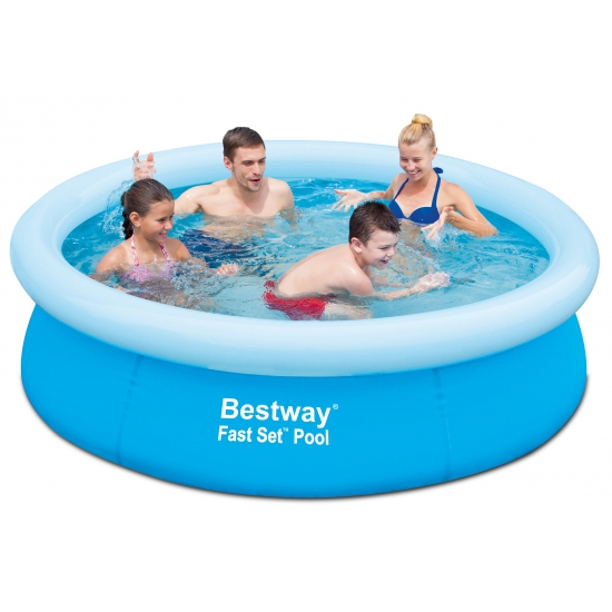 Opblaasbaar zwembad 198 x 51 cm