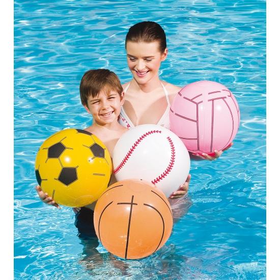 Opblaasbare volleybal 41 cm