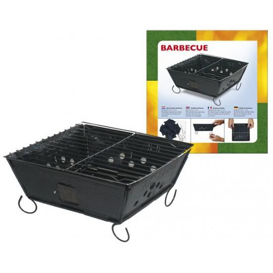 Opvouwbare barbecue 24 cm