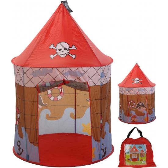 Piraten speeltent voor kinderen