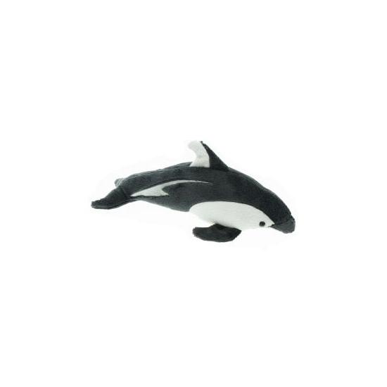 Pluche bonte dolfijn 23 cm