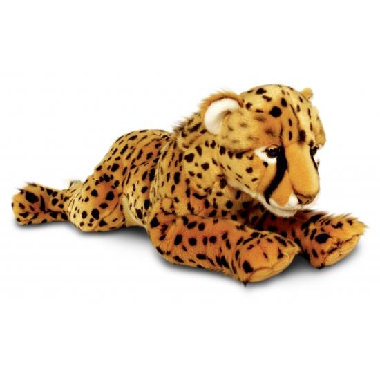 Pluche grote cheetah 100 cm