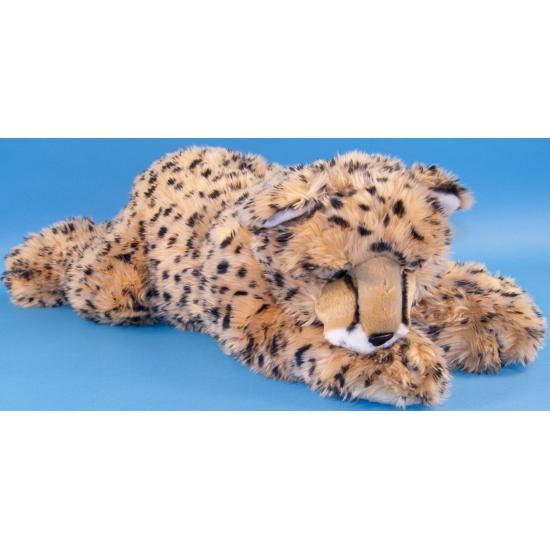 Pluche grote cheetah 70 cm