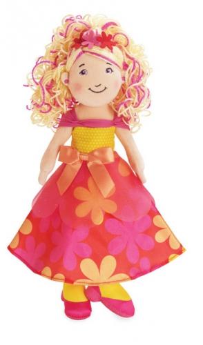 Pluche pop Prinses Dahlia 33 cm