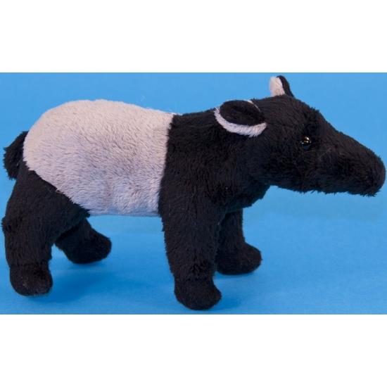 Pluche tapir knuffel 16 cm