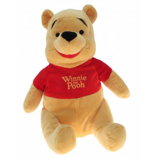 Pluche Winnie the Poeh knuffel 30 cm (bron: Feestartikelen-winkel)