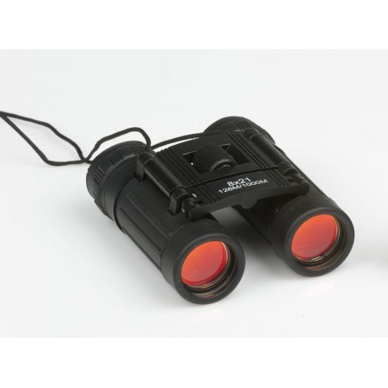 Polaroid verrekijker zwart