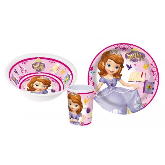 Prinses Sofia ontbijtset