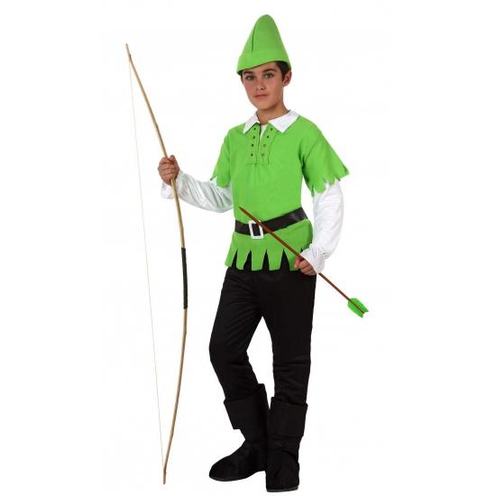 Robin Hood kostuum voor kids