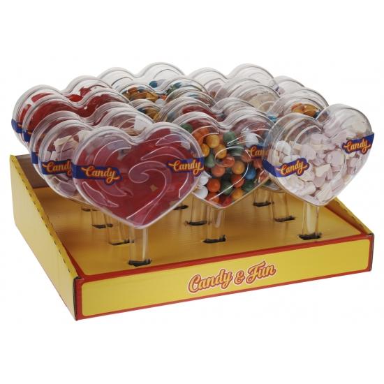 Rode lippen love gummy snoep