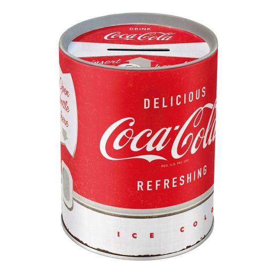 Spaarpot Coca Cola