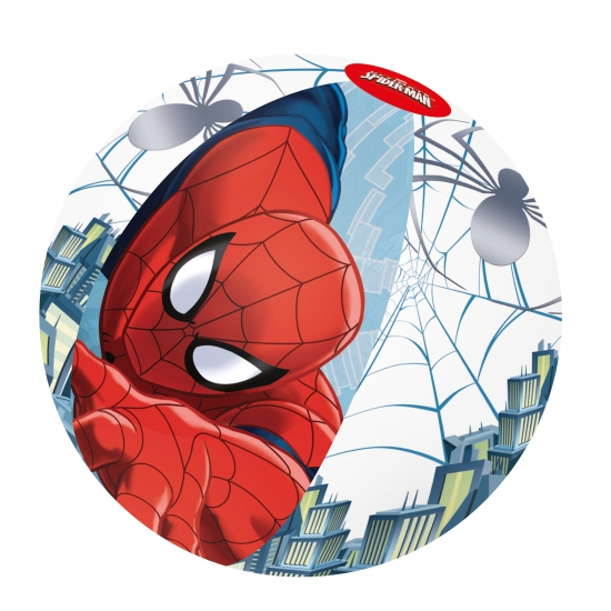 Spiderman strandbal 51 cm
