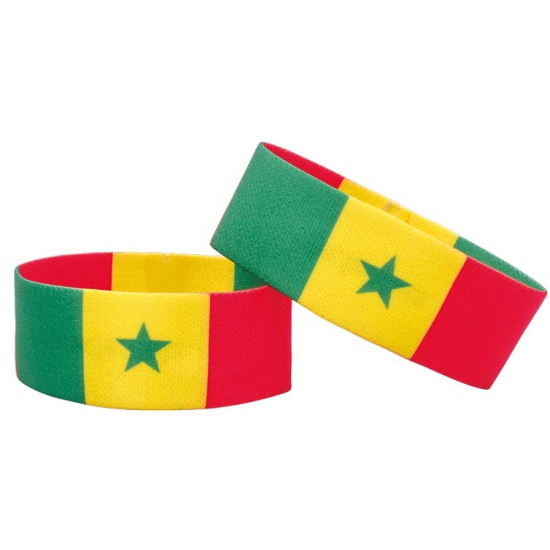 Supporter armband Senegal