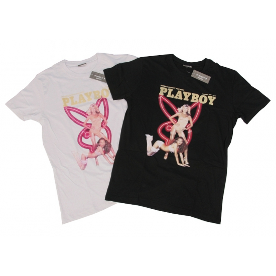 T-shirt Playboy bunnies