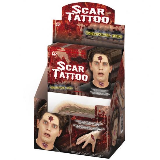 Tattoo littekens