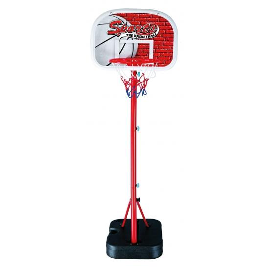 Verstelbare basketbal standaard 166 cm