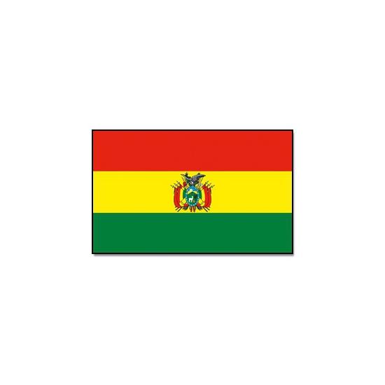 Vlag Bolivia 90 x 150 cm