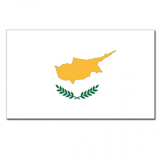 Vlag Cyprus 90 x 150 cm