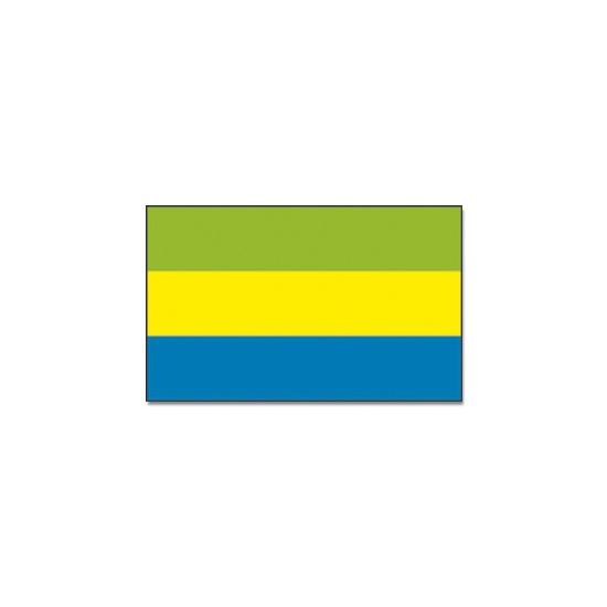 Vlag Gabon 90 x 150 cm