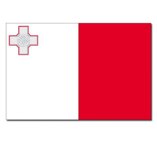 Vlag Malta 90 x 150 cm