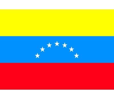 Vlag Venezuela stickers